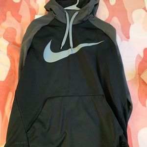 Black nike sweater